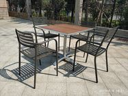 Outdoor Metal Furniture Legs / Aluminum Table Leg For Leisure Table Chair