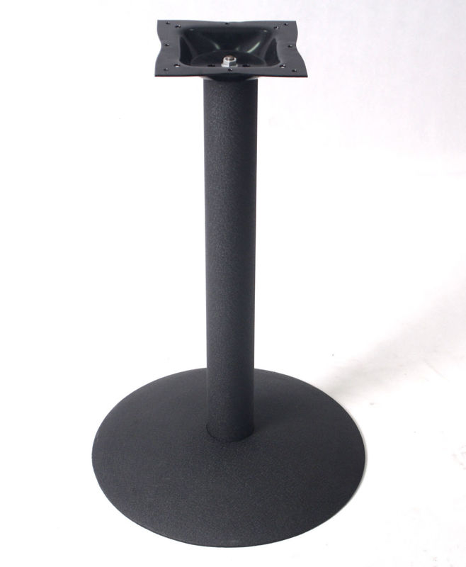 0901 Cast Iron Table Base  Metal Table Legs Round Coffee  Bases Modern Style