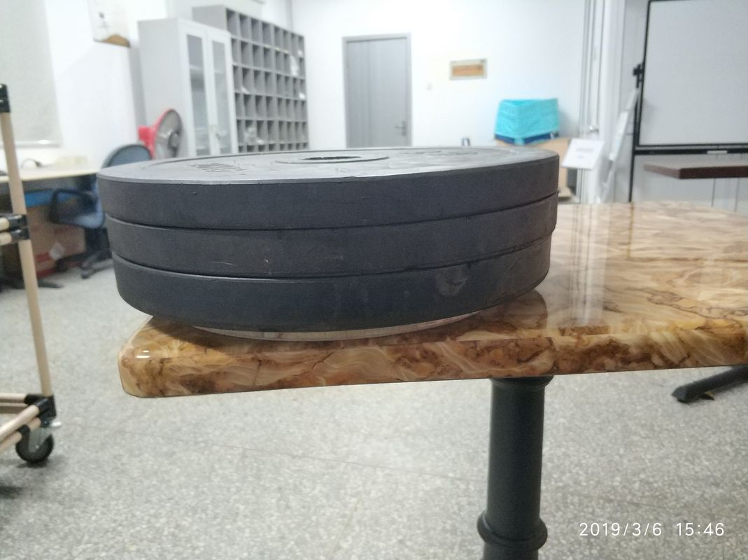 Cast Iron Outdoor Table Legs And Bases / Powder Coating Tulip Table Base