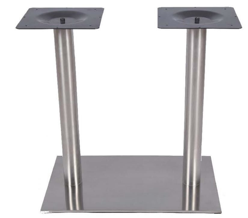"Dia 3"" Column Dining Table Legs Furniture Accessories Customized Size ISO9001"